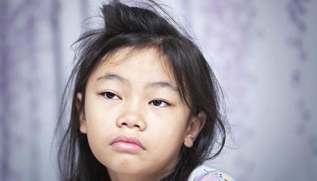bad mood kid