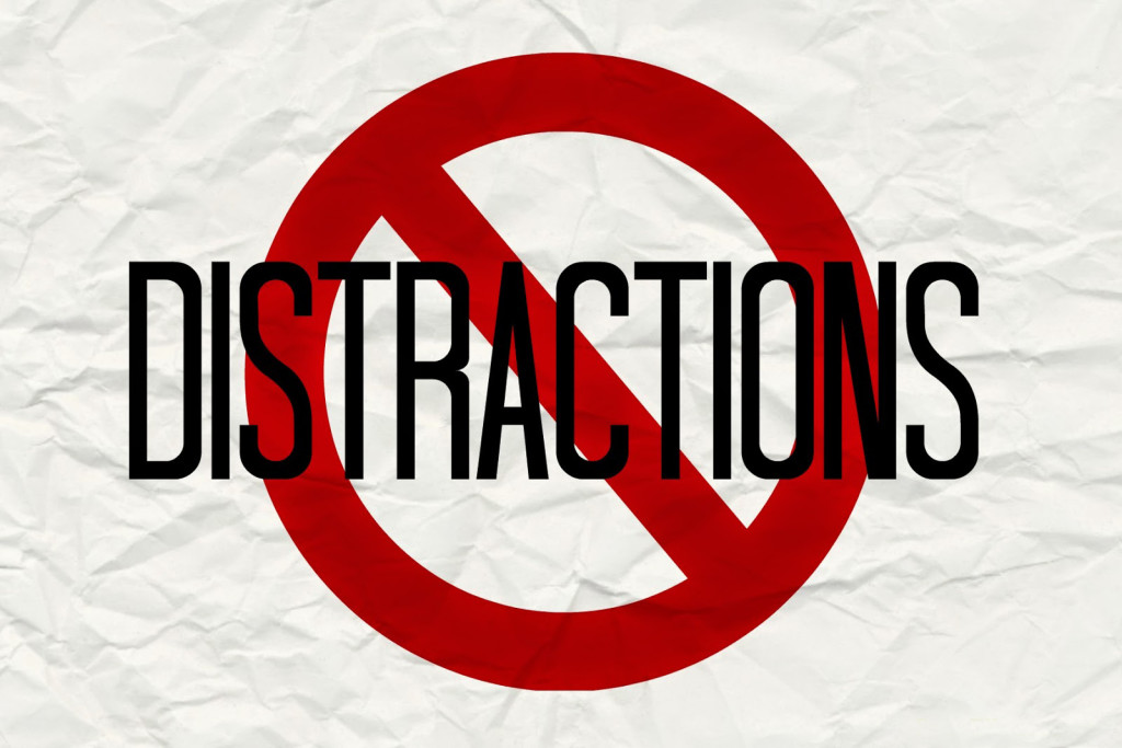 no-distractions