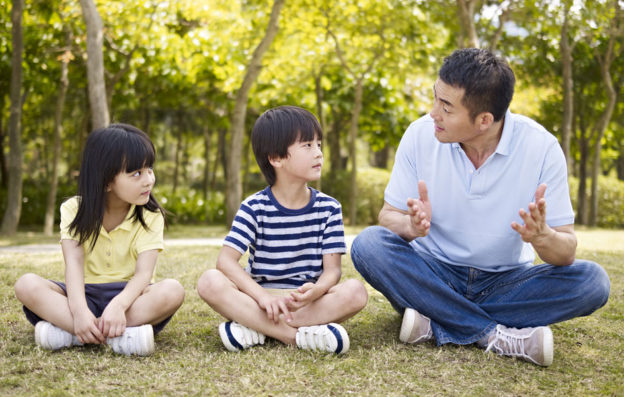Want to Help Develop Your Child's Thinking? Ask Them These Six Questions -  Live Smart Asia